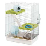 Ferplast Cusca Hamster Tris Alb, 46x29x58cm, hamsteri