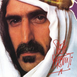 Frank Zappa Sheik Yearbouti remastered 2012 (cd)