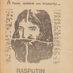 A fost odata un imperiu... Rasputin - Roman foileton, 8
