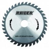 Cumpara ieftin Disc circular Raider, 250 х 30 mm, 60 T