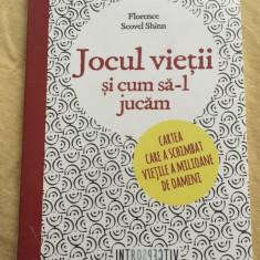 Florence Scovel Shinn - Jocul vietii si cum sa-l jucam (sigilat), Litera