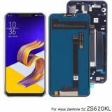 Display cu touchscreen Asus Zenfone 5 ZS620KL Original Negru