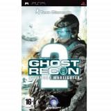 Joc consola Ubisoft GRAW 2 PSP ESSENTIALS PSP