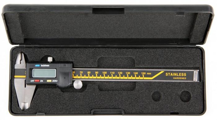 Subler cu afisaj digital 150 mm precizie 0.01 mm VOREL