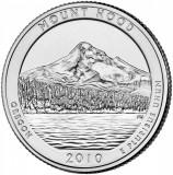 SUA - QUARTER MOUNT HOOD, OREGON 2010 P - UNC /SERIA PARCURI NATIONALE, America de Nord