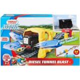 Thomas and Friends - set motorizat tunelul, Mattel