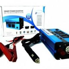 Invertor Convertor Premium 500w 12v-220v