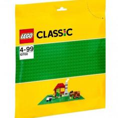 Set de constructie LEGO Classic Placa de baza verde