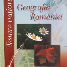 GEOGRAFIA ROMANIEI TESTARE NATIONALA - Dan, Dumitru