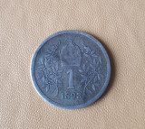 Austria - 1 Korona 1893
