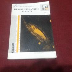 GH PETRESCU - DESPRE DISTANTELE CERESTI