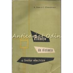 Protectie De Distanta a Liniilor Electrice - Ing. Radu Zane - Tiraj: 3240 Exp.