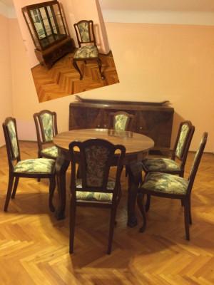 Mobila de sufragerie foto