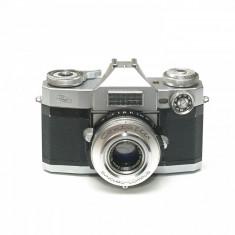 Zeiss Ikon Contaflex III  - un aparat deosebit!