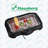 Grătar electric Hausberg, 50,5x36 cm, 2000W