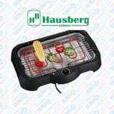 Cumpara ieftin Grătar electric Hausberg, 50,5x36 cm, 2000W