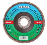 Disc smirghel pentru polizare 125 x 22 mm A 150