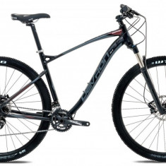 Bicicleta MTB Devron Zerga D5.9 L 495mm Evil Black 29