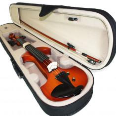 Vioara electro-acustica 6 corzi Cherrystone E-Violin set