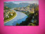 HOPCT 78218  SALZBURG   AUSTRIA  -STAMPILOGRAFIE-CIRCULATA