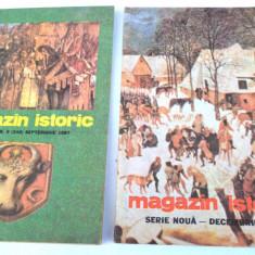 Magazin Istoric numerele 9 (septembrie) 1987 si decembrie 1992