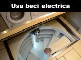 Deschidere electrica usa beci cu telecomanda