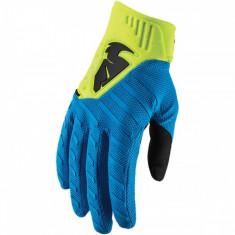 Manusi motocross Thor Rebound albastru/verde, M Cod Produs: MX_NEW 33305174PE