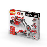Joc set piese lego, 16 modele motociclete, Inventor