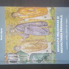 Educatia religioasa si dezvoltarea personala - Dorin Opris