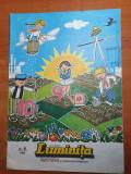 Revista pentru copii - luminita aprilie 1983