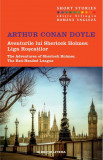 Aventurile lui Sherlock Holmes: Liga Roșcaților. Short Stories. Vol. 8
