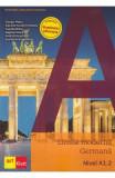 Limba germana. Limba moderna nivel A1.2 - Manual - Giorgio Motta
