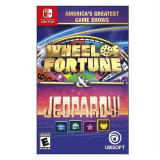 Americas Greatest Game Shows Wheel Of Fortune And Jeopardy Nintendo Switch