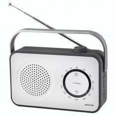 Radio Sencor SRD 2100 W AM/FM Alb