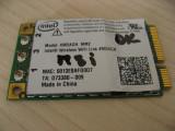 Placa wireless laptop MSI, Intel 4965AGN MM2, 76+070018+00