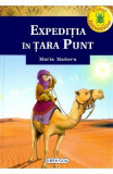 Clubul detectivilor. Expeditia in tara Punt - Maria Maneru