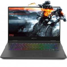 Laptop Lenovo Legion Y740-15IRHG 15.6 inch FHD Intel Core i7-9750H 16GB DDR4 512GB SSD nVidia GeForce GTX 1660 Ti 6GB Black