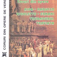 Caseta audio: Giuseppe Verdi – Coruri din opere ( Electrecord STC001403 ), Casete audio