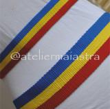 Set brauri tricolor, brauri tesute manual, brauri tesute la razboi