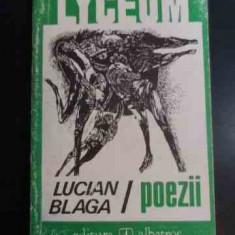 Poezii - Lucian Blaga ,547703