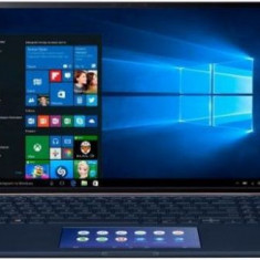Ultrabook Asus ZenBook UX534FA-AA019R (Procesor Intel® Core™ i7-8565U (8M Cache, up to 4.60 GHz), Whiskey Lake, 15.6inch UHD, 16GB, 512GB SSD, Intel®