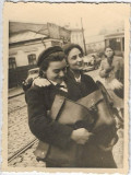 Fotografie eleve masini Bucuresti 1944