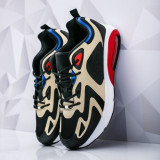 Pantofi sport barbati bej cu negru Bemaly