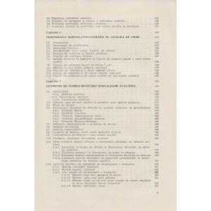 Liteanu, C. s. a. - TEORIA SI METODOLOGIA STATISTICA A ANALIZEI URMELOR, Craiova
