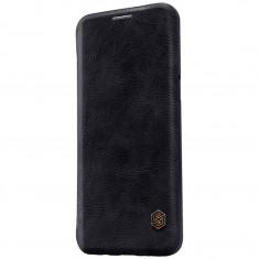 Husa Nillkin Qin Flip Cover Samsung S9 Plus Black
