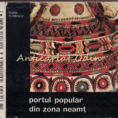 Din Cultura Traditionala A Judetului Neamt I-III - Elena Florescu