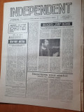 """Ziarul independent 20 martie 1990-articolul """" jilava ,my love """""""