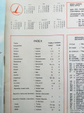 TAROM, PLIANT FOARTE RAR, 1970