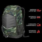 Cumpara ieftin Trust GXT 1255 Outlaw Backpack Camo 15