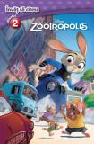 Zootropolis. Învăț să citesc (nivelul 2), Disney